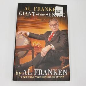 2/$10 Al Franken Giant of the Senate Hardcover